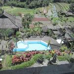 Photo de Saranam Eco Resort Bali