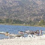 Bafa Golu (Lake)