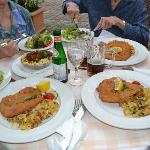  Delicious Schnitzel, Rosti, Goulash
