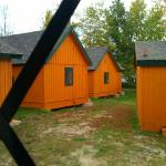 Cabins of Mackinaw照片