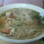 Shrimp Pho