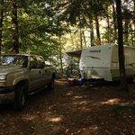 Swanzey Lake Camping Area照片