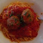 The Spaghetti con Polpette