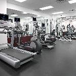 Spacious Fitness Centre