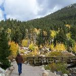 alluvial fan trail