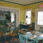 Bilde fra Gibson House Bed and Breakfast