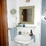 Eagle's Nest bathroom sink