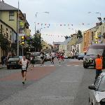 Family Fest in Ballinamore - Hammil's in quiet 'cul de sac' off High St.