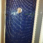  Mold covered shower