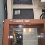 UENO TOUGANEYA HOTEL ENTRANCE