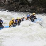  A rapid on the Upper Gauley