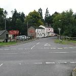  The Fountain from the level crossing.
