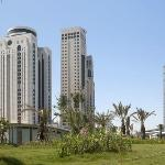 Tripoli's foremost business towers within easy reach