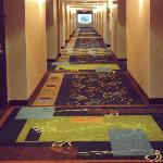  Hallway outside room 326