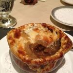 French Onion Soup was orgasmic!