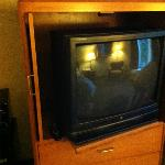 Older TV in our room