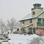 Winter at Door County Lighthouse Inn