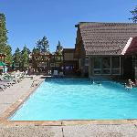 Access to Upper Village Pool and Hot Tubs
