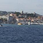  Vue de Cannes depuis Ste Marguerite