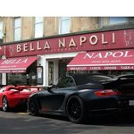 Bella Napoli, Glasgow, Scotland.