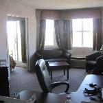 Quality Suites Mont Sainte Anne resmi