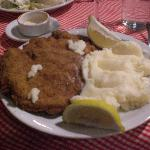  File a milanesa e pure
