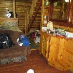 Foto de Mountains To Prairies Bed and Breakfast