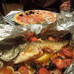 Pizza and Fish