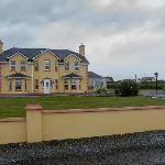 Front of Seashore B&B, Ballybunion, Ireland