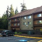 Φωτογραφία: BEST WESTERN Mt. Hood Inn