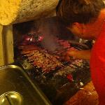 Croatian BBQ by the owner