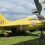  Boulton Paul experimental aircraft