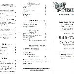  Menu Front