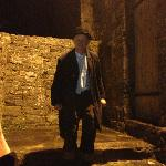Kinsale Ghost Tour - French Prison Steps