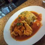  Pollo trifongo o mofongo rellenos