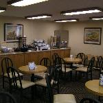 Foto de BEST WESTERN Pinedale Inn