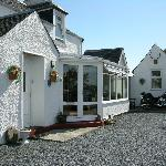 Tigh Na Suil guesthouse entrance