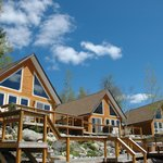 Riverfront Chalets & Rafting Newfoundland