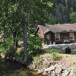 Located at the confluence of the North Fork and Main Salmon River