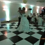 Our First dance as husband and wife :)