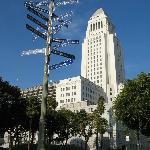  DOWNTOWN LOS ANGELES CITY HALL 15 MIN AWAY