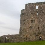 Grannagh Castle (across the street)