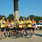  Coastal Bike Touring Club at Rockport Econo Lodge