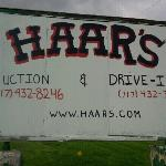 Haars Drive In Theater