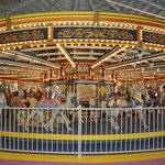 The 102 Year Old Carousel