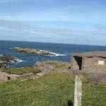 WWII Gun Emplacement at Mouth of Loch Ewe