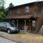 Arkansas White River Cabins resmi