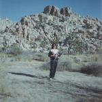 a picture taken at Joshua Tree