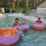  Whitefish KOA Paddleboats