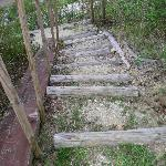  Uneven steps